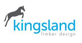 Kingsland Timber Design logo