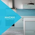 Mazan Acrylic Glass Panel