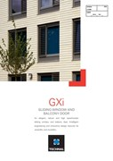 GXI Sliding Window and Balcony Door