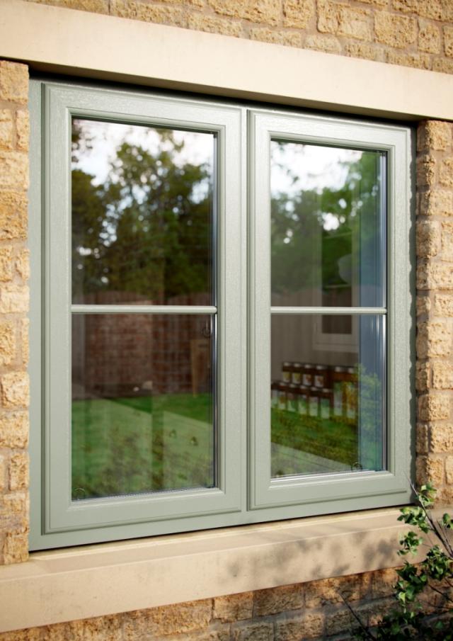 Optima 70 Mm Casement Windows Profile 22 Systems