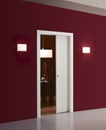 Classic Sliding Pocket Door System – Single Fire-rated