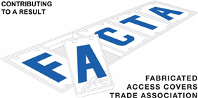 Fabricated Access Covers Trade Association (FACTA) logo