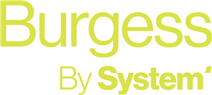 BURGESS BY SYSTEM logo