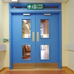 CS Acrovyn® Doorsets