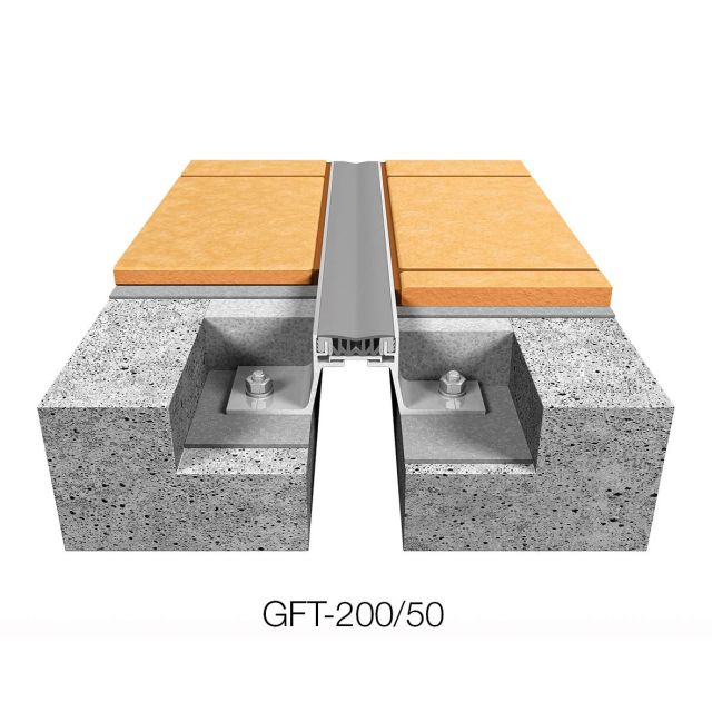 CS Allway® Gasketed Floor Joint Covers - Recess Mounted