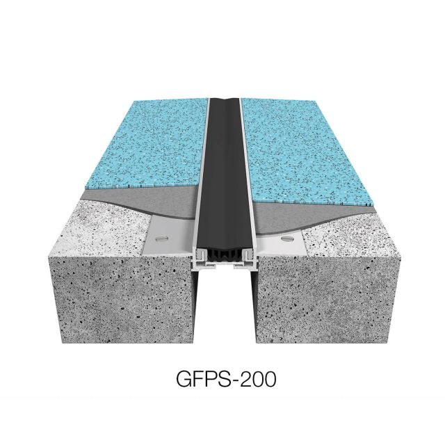 CS Allway® Gasketed Floor Joint Covers - Surface Mounted