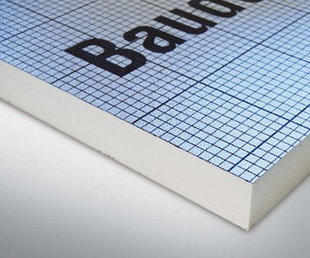 Bauder PIR FA-TE Flatboard insulation