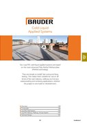 Cold Liquid Applied Systems - Bauder