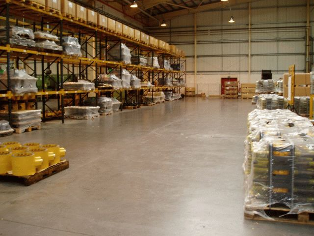 Conren Floorplate Industrial Floor Surfacing