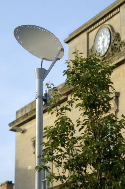 Geo Parklight Indirect Luminaire Marshalls Plc