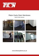 Cavity Membrane Installation Manual