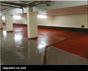 Triton Systems Specified For Underground Car Park Upgrade