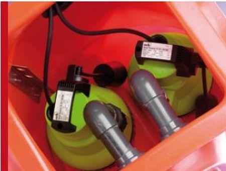 Triton Aqua Pump Pro Plus - Basement Sumps