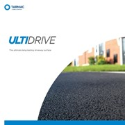 Asphalt for driveway surfacing and car parks - Ultidrive