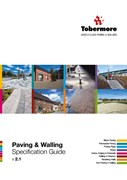Tobermore Paving & Walling Specification Guide v2.1