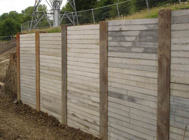 Kingpost Infill Panels Naylor Concrete Products Ltd