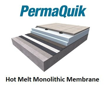 Permaquik PQ 6100 Monolithic Membrane Roofing System