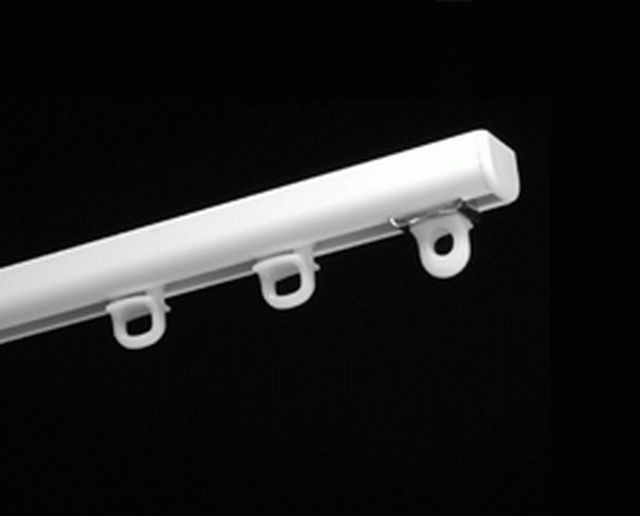 G rail 4600 curtain rail goelst uk ltd - Rail rideau plafond ...