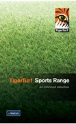 Sports Brochure - Synthetic Turf Products