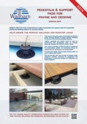 Pedestals & Support Pads Brochure