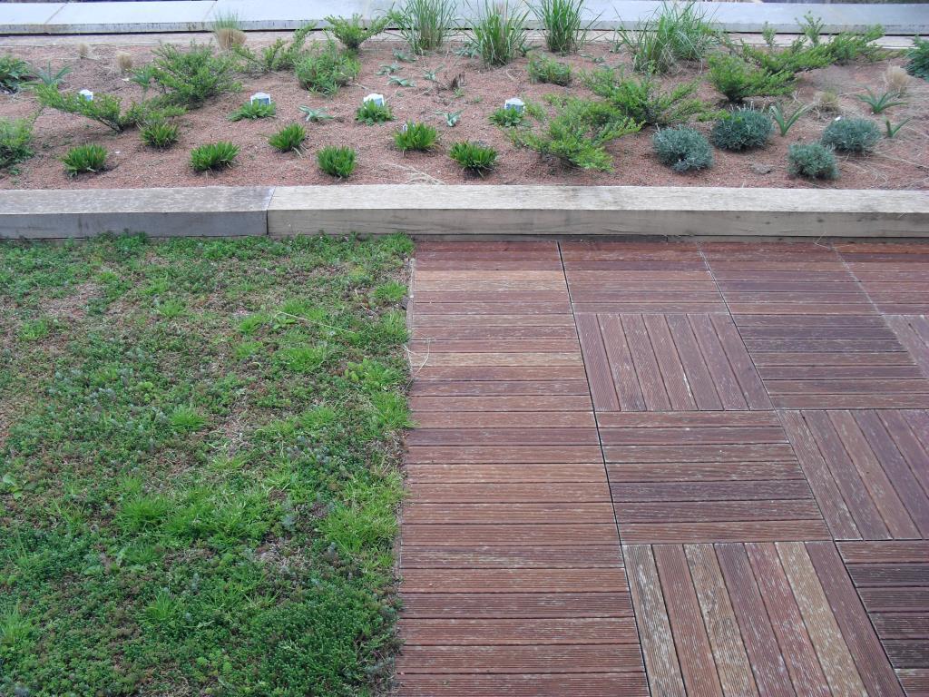 Wallbarn ltd case studies for Timber decking seconds