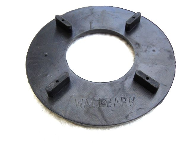 9 mm Rubber Paving Support Pads