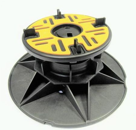 BALANCE Adjustable Pedestals with self-levelling headpiece - for paving OR decking