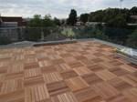 Tropical Hardwood Timber Decking Tiles