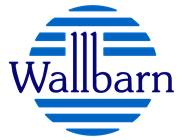 Wallbarn Ltd logo.