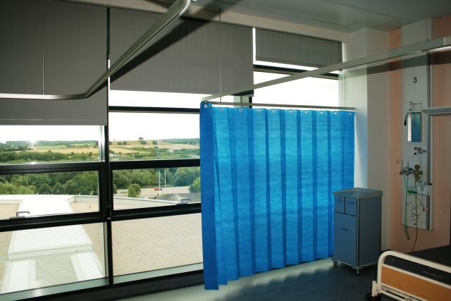 Disposable Cubicle Curtain