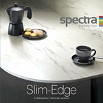 Spectra Slim Edge Breakfast Bar and Island Surfaces