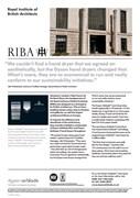 Dyson V Hand Dryer Case Study - Royal Institute of British Architects