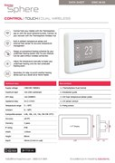 ThermoSphere wireless dual heating control