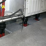 Anti Slip GRP Solid Top Grating