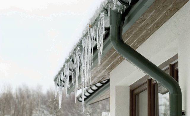 Automated Gutter Heating