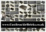 Cast Iron Air Brick Company logo
