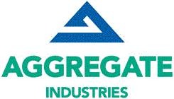 Aggregate Industries - Masterblock concrete blocks  logo