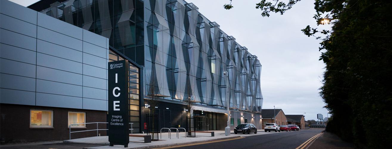 University of Glasgow - ICE Building