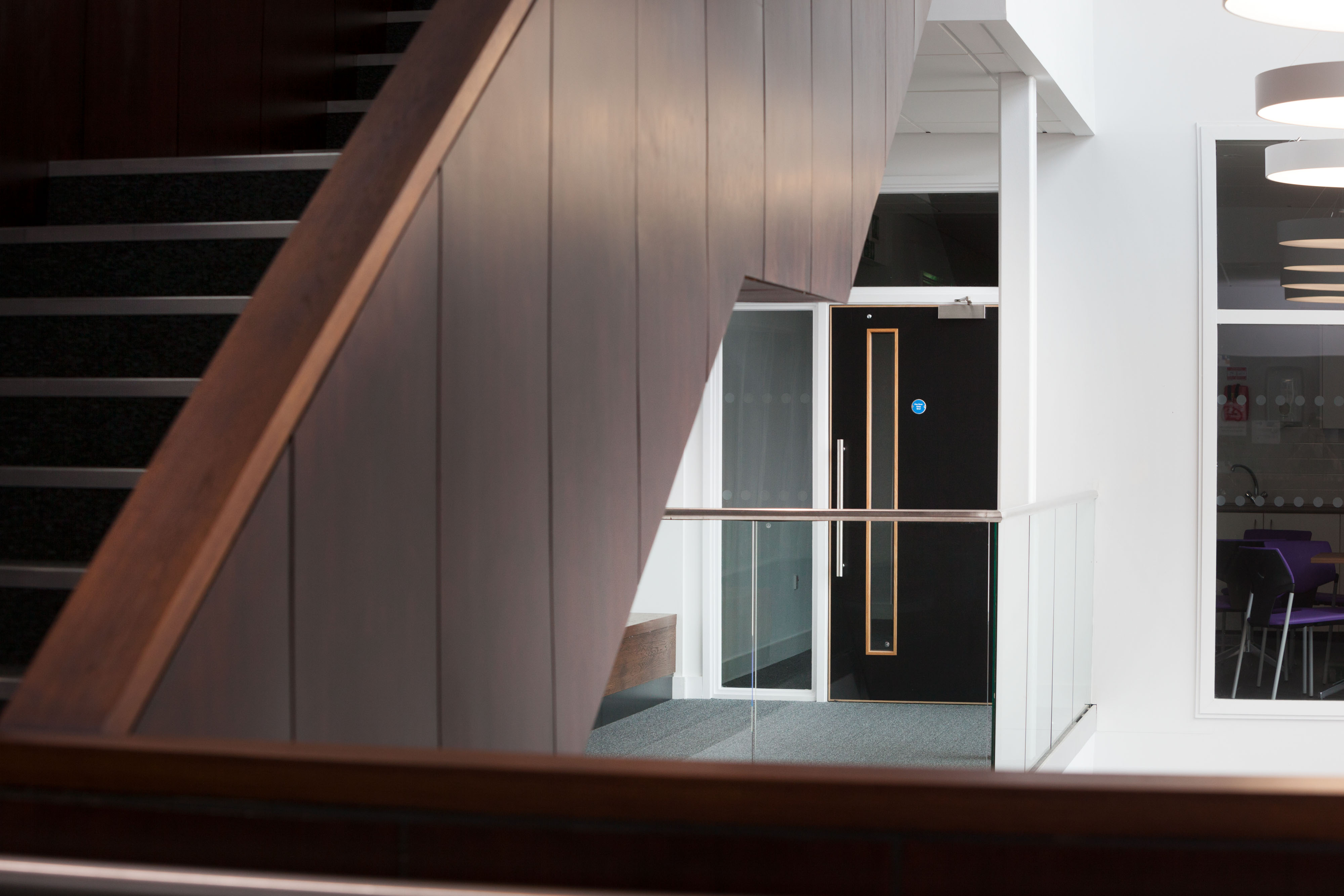 Laminated Doorsets with Exposed Lippings