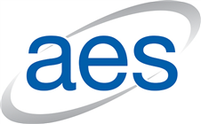 AES Ltd logo.