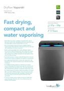 Dryflow Vapordri Hand Dryer